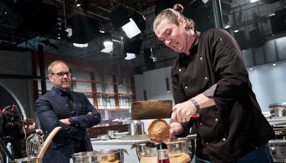 Gettin' Cookin' with Iron Chef's Jason Dady